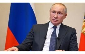 Putin: 12 Mayıs'tan itibaren inşaat işletmeleri faaliyetlerine başlayacak!