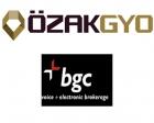 Özak GYO, BGC Partners ile sözleşme imzaladı!