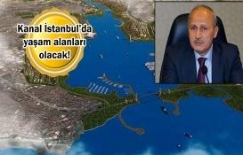 Kanal İstanbul'da 150'şer metre boyunca yapılaşma olmayacak!