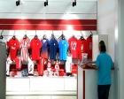 Antalyaspor, Antalya Havalimanı'nda yeni mağaza açtı!