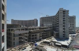 Gaziantep şehir hastanesi 2020'de açılacak!
