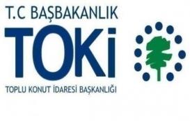 Bitlis TOKİ projesindeki iş yerleri için teslimler sona eriyor!