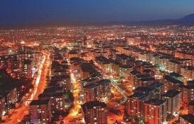 Konya'da Nisan ayında bin 219 konut satıldı!