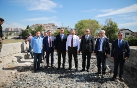 Silivri Mimar Sinan Köprüsü Mayıs'ta tamamlanacak!