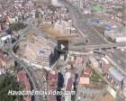 Sultanbeyli AVM'nin inşaat çalışmaları havadan görüntülendi!