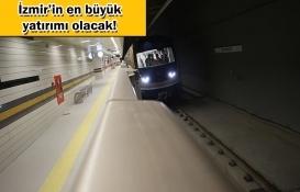 İzmir Pınarbaşı-Kemalpaşa metrosu 9 Ağustos'ta ihaleye çıkıyor!