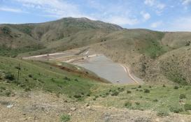Hamzabey Barajı'nda inşaat tamamlandı!