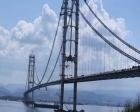 Osman Gazi Köprüsü bayram hediyesi oldu!