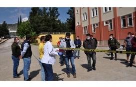 İslahiye'de 27 inşaat işçisinin karantina süresi sona erdi!