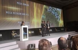 Sign Of The City Awards'da MESA En İyi Konut ödülünü aldı!