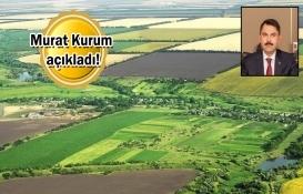 2/B ve tarım arazilerinin satış bedeli taksitleri ertelendi!