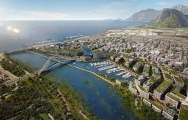 Kanal İstanbul'a komşu milyarlık lojistik üs projesi geliyor!