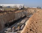 Kocaeli TEM Otoyolu Çayırova OSB Köprülü Kavşağı'nda son durum!