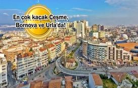 İzmir'de 2 bin 118 Yapı Kayıt Belgesi iptal edildi!