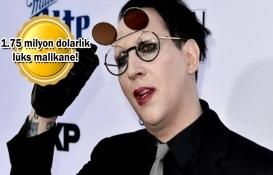 Marilyn Manson Los Angeles'taki malikanesini satıyor!