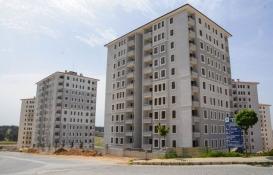 TOKİ Gaziantep'te 50 bin konut inşa edecek!