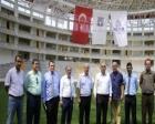 Mehmet Ergün Turan Antalya'daki yeni stadyumu inceledi!