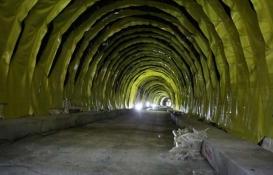 Sivas Mevlana Tüneli'nde sona gelindi!