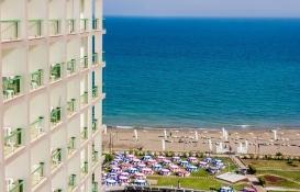 Mersin ACB My World Resort Hotel 31.9 milyon TL'ye icradan satışta!