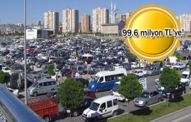 Ankara Açık Oto Pazarı icradan satılıyor!