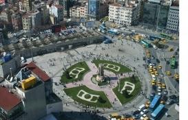 Taksim Meydanı park mı olacak?