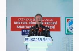 Kayseri Kazım Karabekir Mahallesi Kentsel Dönüşüm'de anahtarlar teslim edildi!