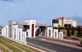 Erciyes Üniversitesi'ne tahsisli otel kiraya verilecek! İhalesi 25 Ekim'de!