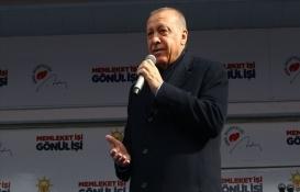 Cumhurbaşkanı Erdoğan: AKM'yi 2020'de bitireceğiz, belki 2021'e sarkabilir!