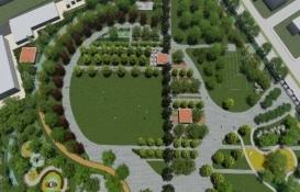Sivas Millet Bahçesi
