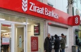 Ziraat Bankası maaş müşterilerine özel kredisi faiz oranları!