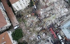 Kartal'da çöken Yeşilyurt Apartmanı ile ilgili soruşturma devam ediyor!