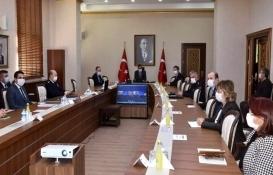 Kırıkkale'de apartman ve site yöneticilerine 'korona' uyarısı!