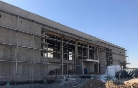 Kocaeli Dilovası Yüzme Havuzu'nun inşaatı tamamlanıyor!