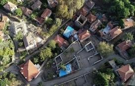 Çanakkale Adatepe'deki yapılar yenileniyor!