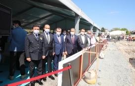 Zeytinburnu İlçe Emniyet Müdürlüğü binasının temeli atıldı!