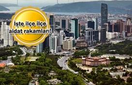Türkiye'nin en yüksek konut aidatını İstanbullular ödüyor!