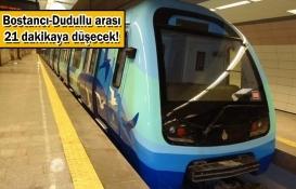 Dudullu-Bostancı Metro Hattı açıldı mı