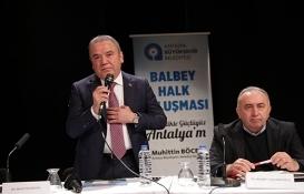 Antalya Balbey Yenileme Projesi halka açıldı!