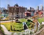 Bosphorus City Evleri satış ofisi!