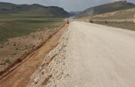Niğde Tepeköy Çiftlik yol çalışması TBMM gündeminde!