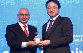 Akiş GYO'ya 'Gayrimenkul Yatırımı Artış Lideri' ödülü!