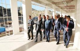 Yozgat'ta termal otel inşaatı tamamlanıyor!