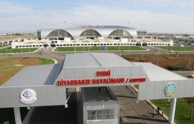 Diyarbakır Havalimanı CIP salonu kiraya verilecek!