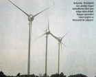 2000 yılında Kilyos'a rüzgar santrali!