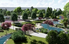 Sivas Millet Bahçesi projesi