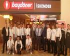 Baydöner, Diyarbakır'daki 2. şubesini açtı!