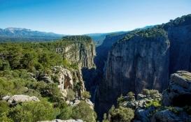 Köprülü Kanyon Milli Parkı'nın sınırları değişti!