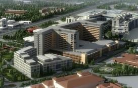 Kartal Dr. Lütfi Kırdar Hastanesi'ne EDGE Yeşil Bina Sertifikası!
