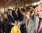 İsmail Tosunoğlu İş Eğitim Merkezi ek binasının temeli atıldı!