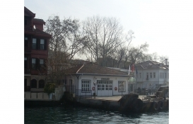 Çengelköy'de 26.2 milyon TL'ye icradan satılık eski eser ev!